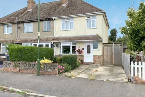 3 bedroom end of terrace house for sale - Irene Avenue, Lancing, West Sussex, BN15