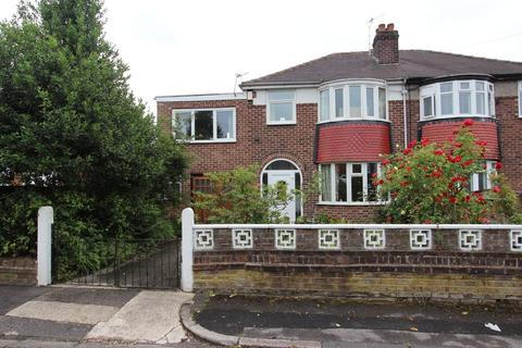 4 bedroom semi-detached house for sale - Newby Road, Heaton Norris