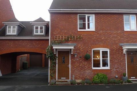 3 bedroom semi-detached house to rent - Yarn Lane, Dickens Heath, Solihull, West Midlands, B90