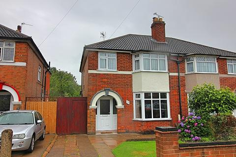 3 bedroom semi-detached house for sale - Stonesby Avenue, Leicester