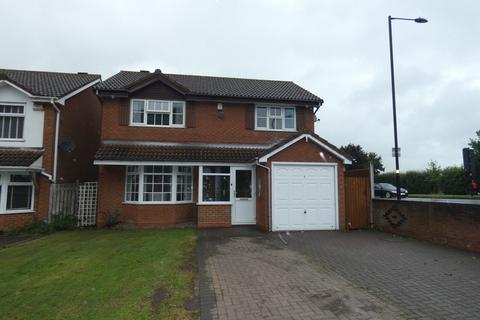 4 bedroom detached house for sale - Calder Drive, Walmley