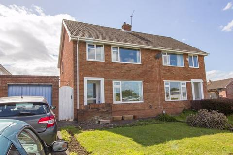 3 bedroom semi-detached house for sale - Dochdwy Road, Penarth