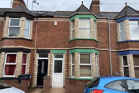 2 bedroom terraced house to rent - Barton Road, Exeter