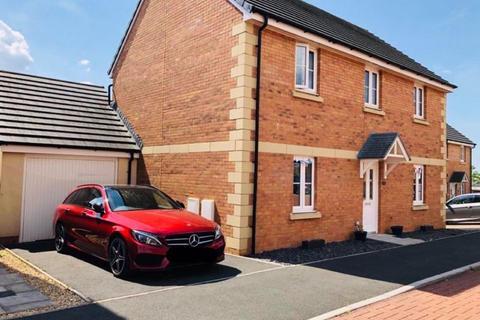 4 bedroom detached house for sale - Rhodfa'r Celyn Coity Bridgend CF35 6FN