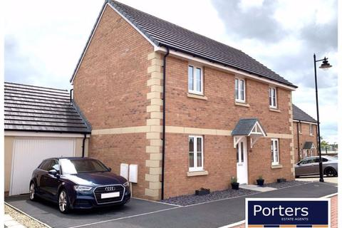4 bedroom detached house for sale - Rhodfa'r Celyn Coity Bridgend CF35 6FN