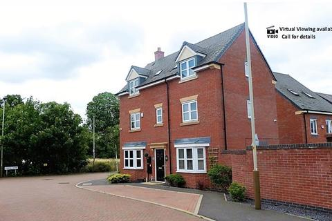 4 bedroom detached house for sale - Calvos Close, The Oaks, Leicester. LE4