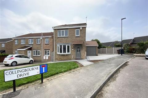 3 bedroom detached house to rent - Collingbourne Drive, Sothall, Sheffield, S20 2QS