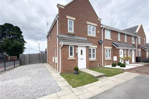 3 bedroom end of terrace house for sale - Stoneycroft Road, Handsworth, Sheffield, S13 9DQ