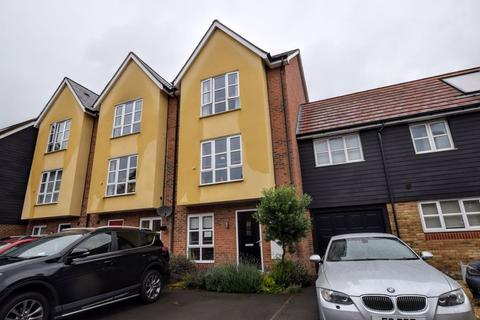 4 bedroom terraced house for sale - Fuggle Drive, Aylesbury