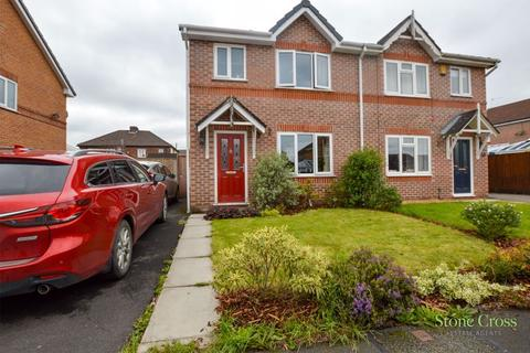 3 bedroom semi-detached house for sale - Waltersgreen Crescent, Golborne, WA3 3WA