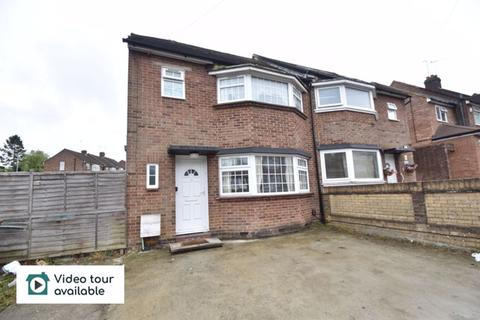 3 bedroom semi-detached house to rent - Meyrick Avenue, Luton