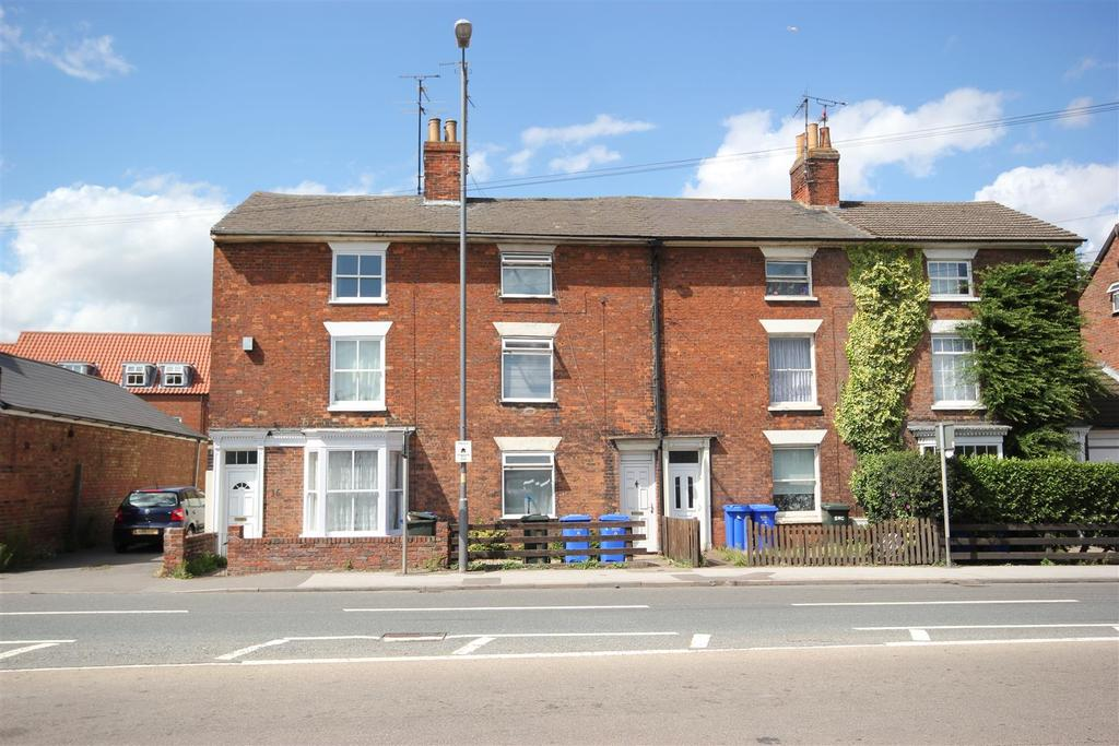 4 Bedrooms End Of Terrace House for sale in Spilsby Road, Boston