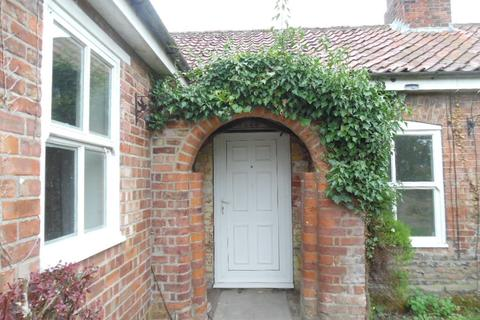 2 bedroom semi-detached bungalow to rent - Grange Cottage, Eaudykes, Friskney