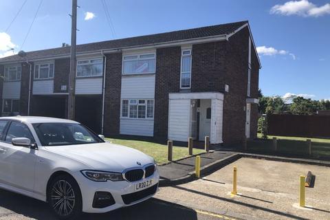 3 bedroom maisonette for sale - Quantock Close, Harlington