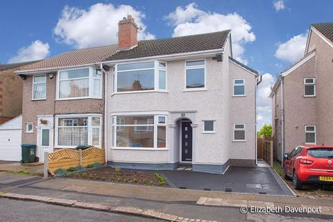 4 bedroom semi-detached house for sale - Browett Road, Coundon, Coventry