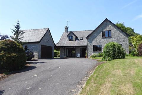 5 bedroom detached house for sale - LLECHRYD, Ceredigion