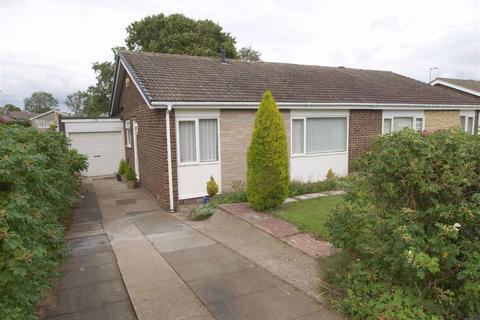2 bedroom semi-detached bungalow for sale - Mirlaw Road, Cramlington