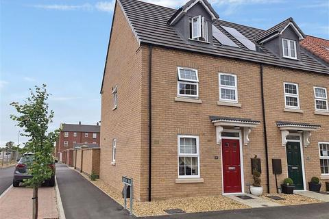 3 bedroom end of terrace house for sale - Dickens Street, Spalding