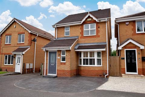 3 bedroom detached house for sale - Dewchurch Drive, Sunnyhill, Derby