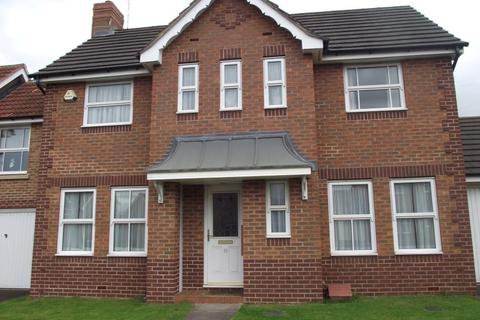 3 bedroom detached house to rent - Whitebeam Road, Oadby, Leicester