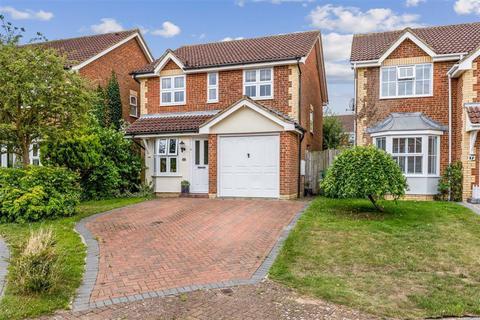3 bedroom detached house for sale - Bell Chapel Close, Kingsnorth, Ashford