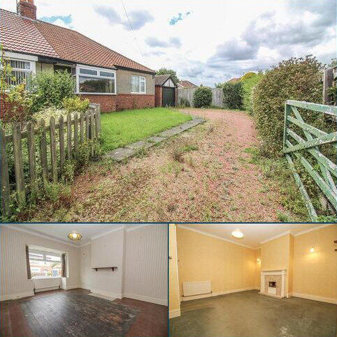 3 bedroom semi-detached bungalow for sale - The Crescent, Kenton Bank Foot, Newcastle Upon Tyne