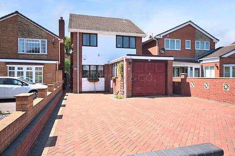 3 bedroom detached house for sale - Thorpe Street, Burntwood, WS7