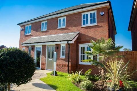 3 bedroom end of terrace house for sale - Plot 43 Haygate Fields, Haygate Road, Wellington, Telford