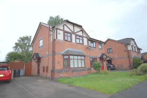3 bedroom semi-detached house for sale - Kestrel Drive, Crewe