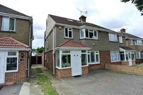 4 bedroom semi-detached house for sale - Orchard Avenue, Feltham, TW14