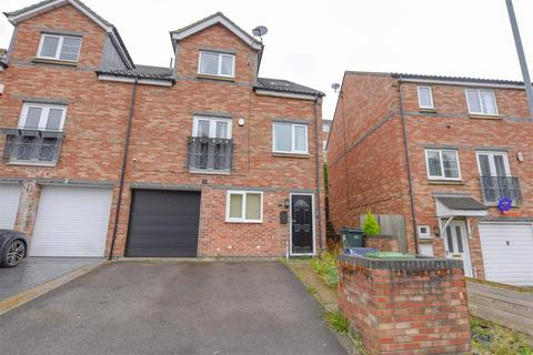 4 bedroom semi-detached house for sale - St. Cuthberts Road, Gateshead