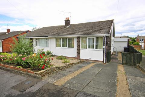2 bedroom semi-detached bungalow for sale - York Crescent, Newton Hall, Durham
