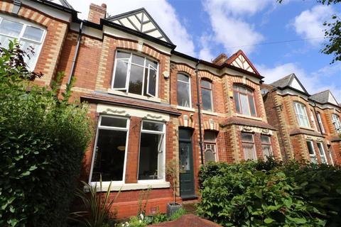4 bedroom terraced house for sale - Victoria Road, Whalley Range, Manchester, M16