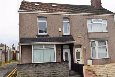 3 bedroom end of terrace house for sale - Pant Street, Port Tennant, Swansea
