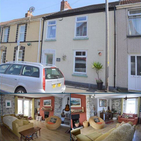 3 bedroom terraced house for sale - Clarence Street, Sandfields, Swansea