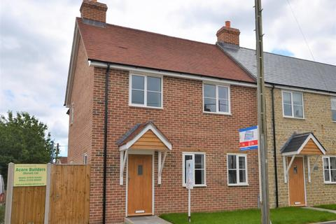 2 bedroom end of terrace house for sale - Shaftesbury Road, Henstridge, Templecombe