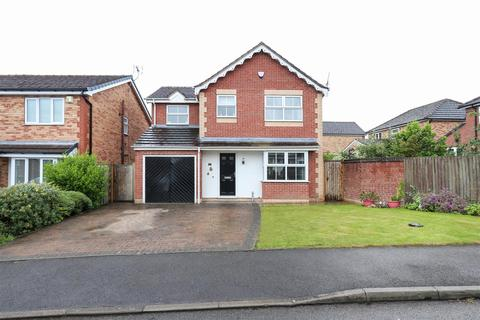 4 bedroom detached house for sale - St. Johns Close, Walton, Chesterfield, S42 7HH
