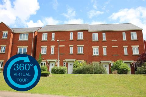 4 bedroom townhouse - Russell Walk, Exeter