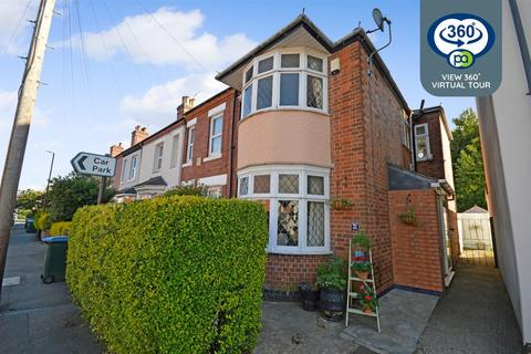 2 bedroom end of terrace house for sale - Arden Street, Earlsdon, Coventry
