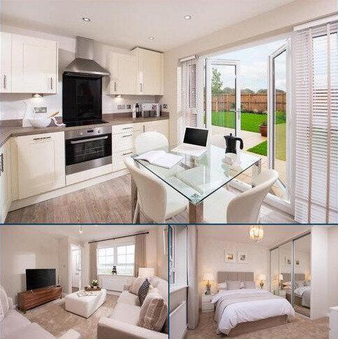 2 bedroom semi-detached house for sale - Plot 90, Roseberry at Lakeside Walk,Hamworthy, Lake Road, Hamworthy, POOLE BH15