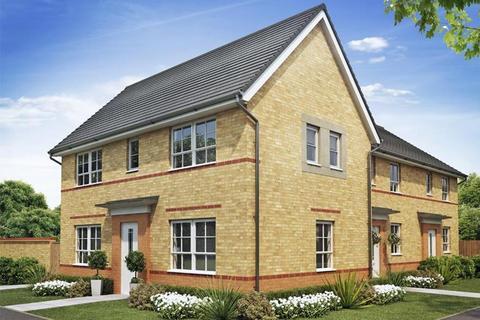 3 bedroom end of terrace house for sale - Plot 106, Ennerdale at Barratt Homes Eagles' Rest, Burney Drive, Wavendon MK17