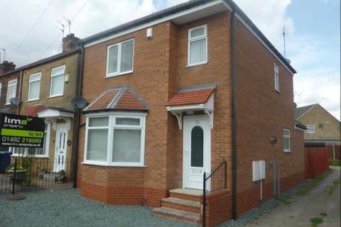 3 bedroom detached house to rent - Cambridge Road, Hessle, HU13