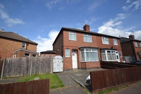 3 bedroom semi-detached house to rent - Gainsborough Road, Knighton, Leicester, LE2 3DF