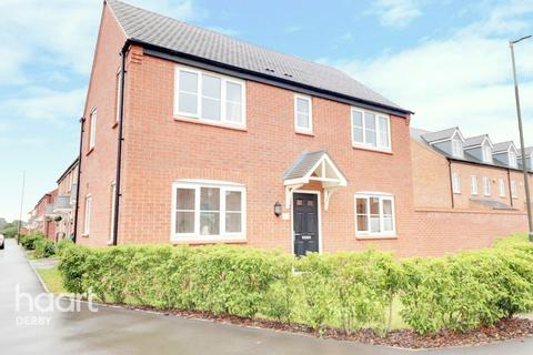 3 bedroom detached house for sale - Rowton Way, Boulton Moor