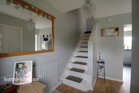 3 bedroom semi-detached house for sale - Barrie Gardens, Stoke-On-Trent, ST7 1PB