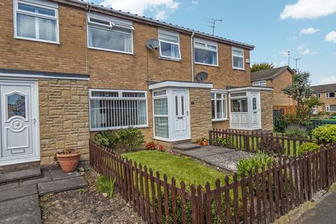 3 bedroom terraced house for sale - Kirkbride Place, Cramlington, Northumberland, NE23 2XQ