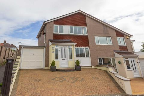 3 bedroom semi-detached house for sale - Peters Park Close, Plymouth, PL5 1PP