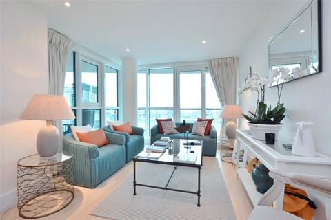 1 bedroom apartment for sale - Ensign House, St George Wharf, Vauxhall, London, SW8