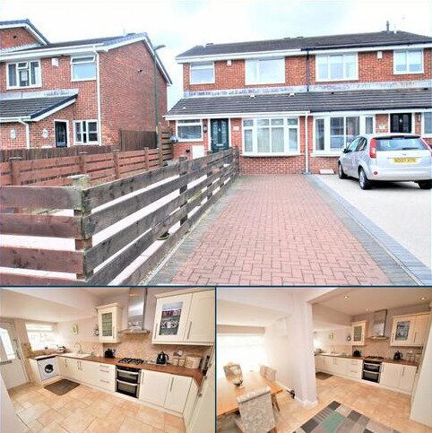 2 bedroom terraced house for sale - Gleneagles, South Shields