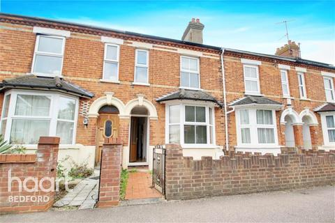 4 bedroom terraced house to rent - Bedford